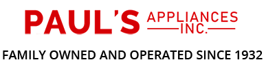 Paul's Appliances Logo